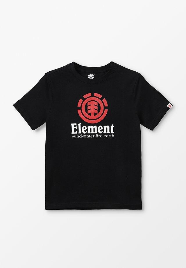 VERTICAL BOY - T-shirt print - flint black