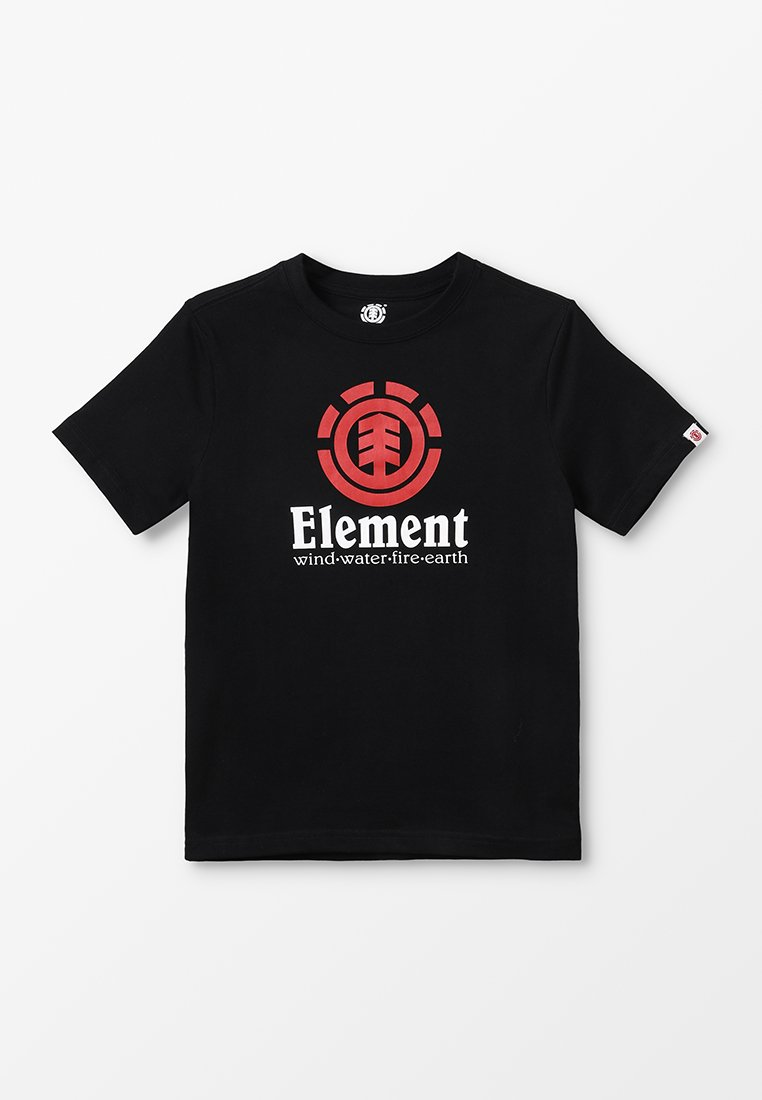 Element - VERTICAL BOY - Print T-shirt - flint black