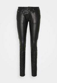 Herrlicher - TOUCH - Trousers - black - 5