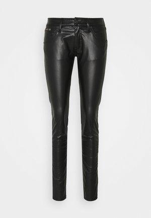 TOUCH - Kalhoty - black