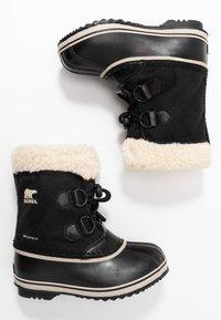 Sorel - YOOT PAC - Winter boots - black - 0
