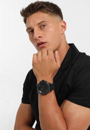 MEGA CHIEF - Zegarek chronograficzny - schwarz