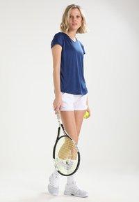 Diadora - TEAM - T-shirt basique - saltire navy - 1