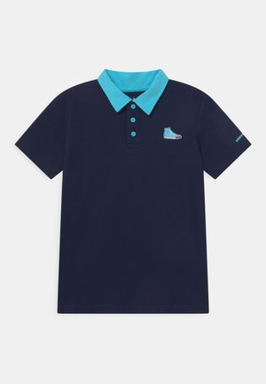 SNEAKER PATCH - Polo shirt - obsidian