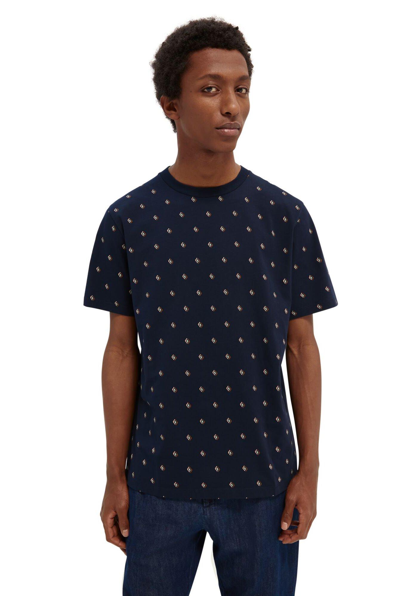 Homme CLASSIC CREWNECK TEE - T-shirt imprimé