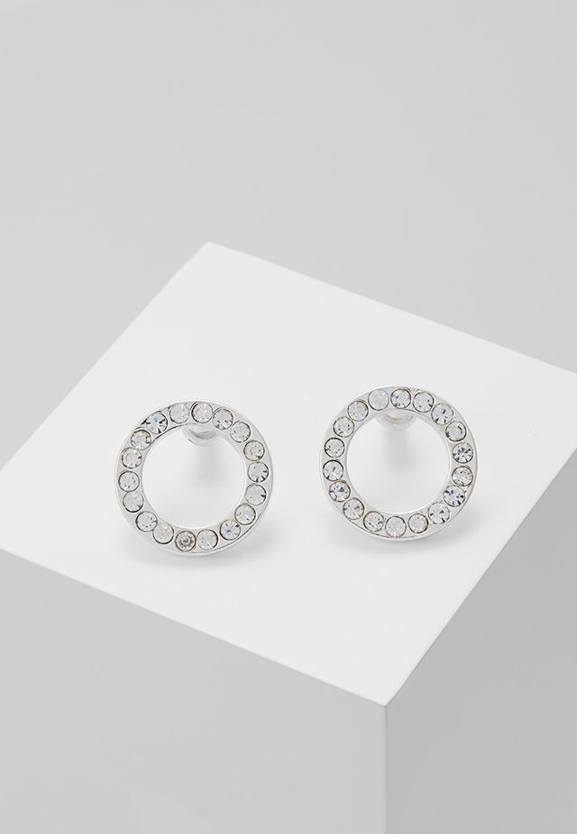 EARRINGS VICTORIA - Náušnice - silver-coloured