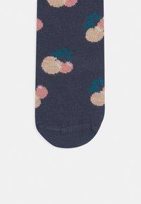 Ewers - STRAWBERRY 2 PACK - Tights - dark blue/pink - 3