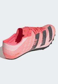 adidas Performance - ADIZERO PRIME SPRINT SPIKES - Spikes - pink - 6