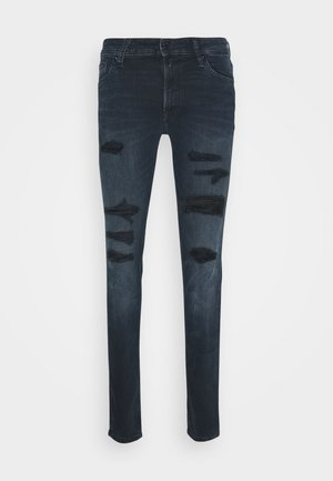 JJILIAM JJORIGINAL  - Slim fit jeans - blue denim