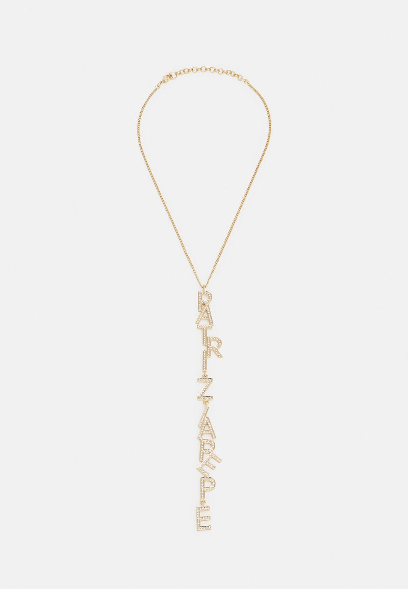 Patrizia Pepe - Necklace - gold-coloured/crystal