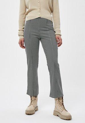 ELENA LEGGING - Kalhoty - black