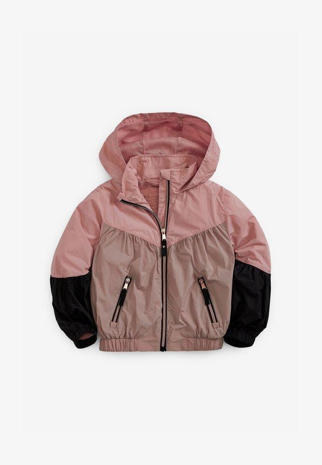 Overgangsjakker - pink