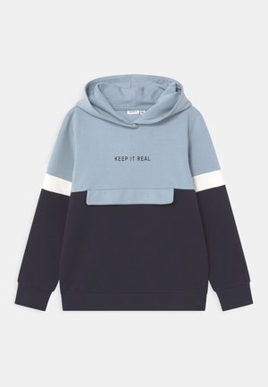 NKMDAZZAD  - Sweatshirt - dusty blue