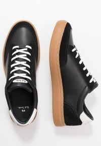 PS Paul Smith - TROY - Sneakersy niskie - black - 1
