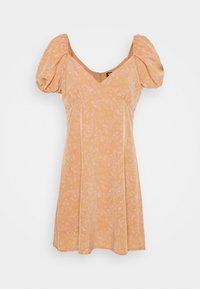 Fashion Union - COMBARRO DRESS - Day dress - brown - 4