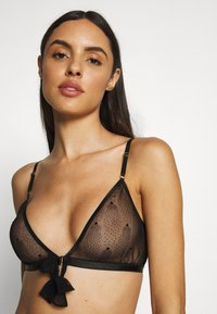 Le Petit Trou - BRA ESTELLE - Triangel-BH - black - 4