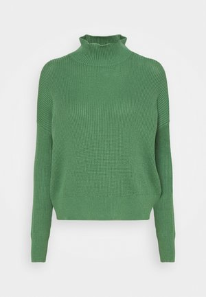 STEP COLLAR - Jumper - green