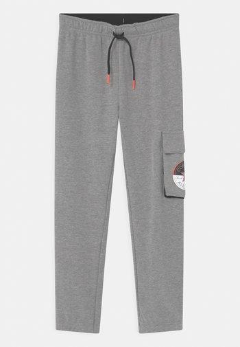 CHUCK PATCH UNISEX - Pantaloni sportivi - dark grey heather