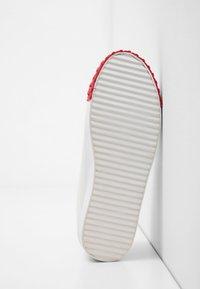 Desigual - HEART - Baskets basses - white - 5