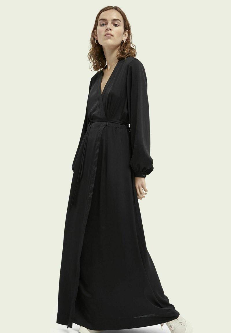 Scotch & Soda - Maxi dress - black