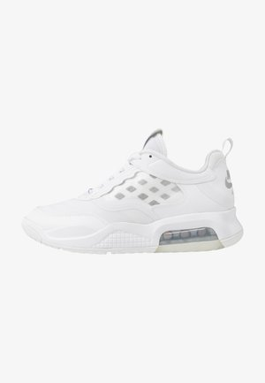 MAX 200 - Trainers - white/metallic silver
