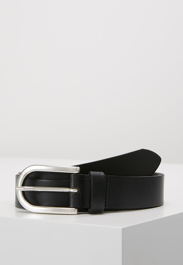 Formální pásek - schwarz