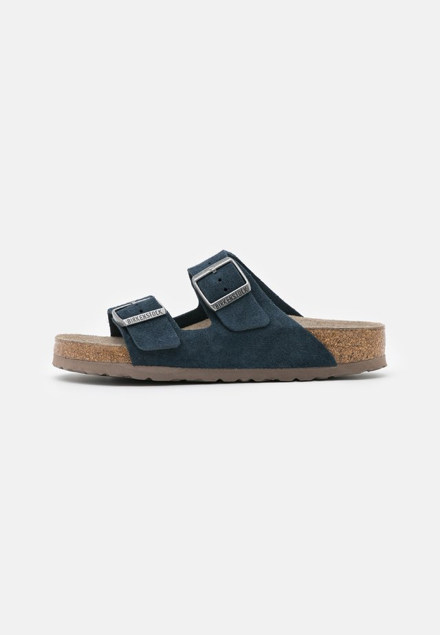ARIZONA SOFT FOOTBED UNISEX - Pantofole - navy