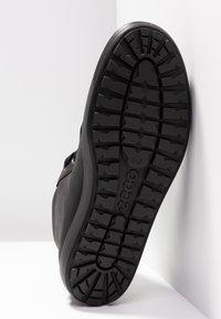 ECCO - SOFT 7 TRED - Sneakers alte - black - 6
