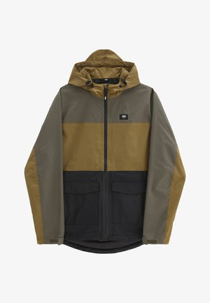 MN FRANKLIN MTE-2 - Summer jacket - nutria/grape leaf/black