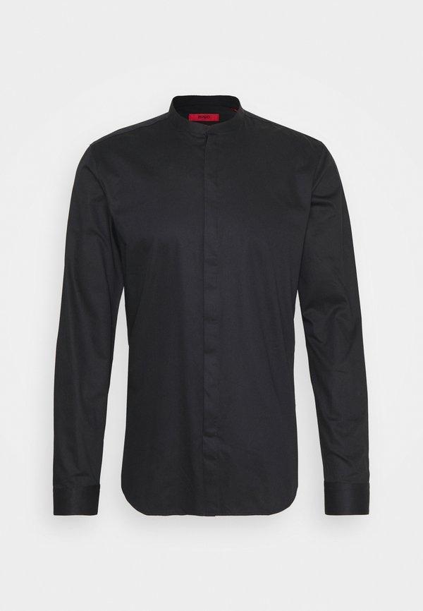 HUGO ENRIQUE - Koszula - black/czarny Odzież Męska QAZD