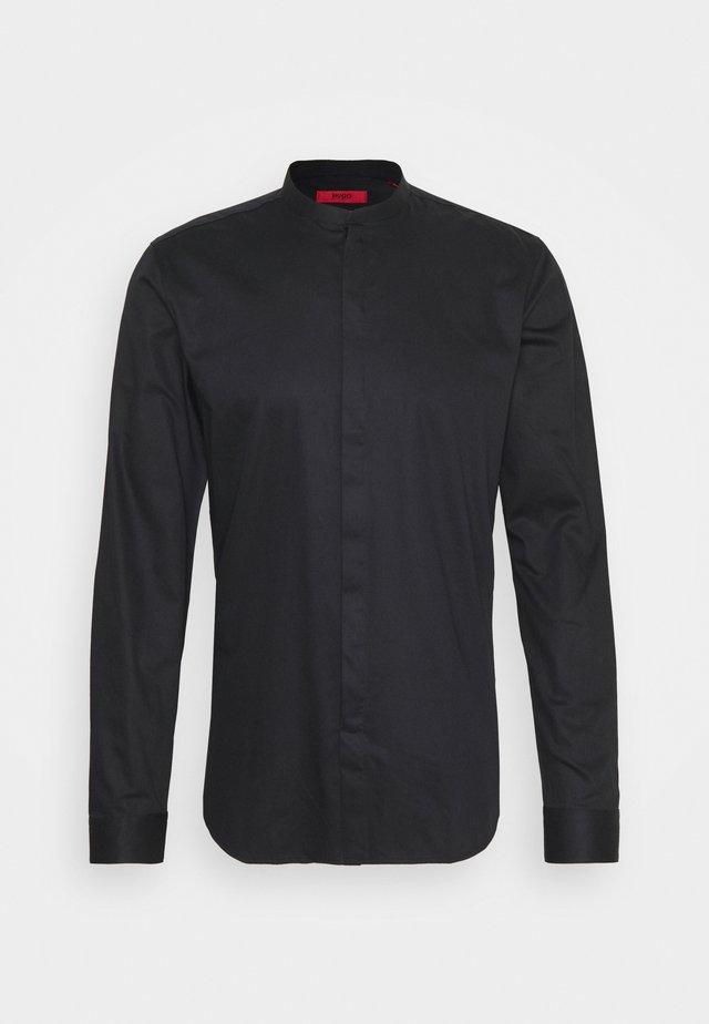 ENRIQUE - Hemd - black