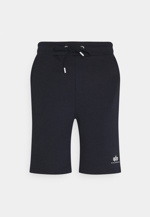 BASIC SMALL LOGO - Shorts - blue