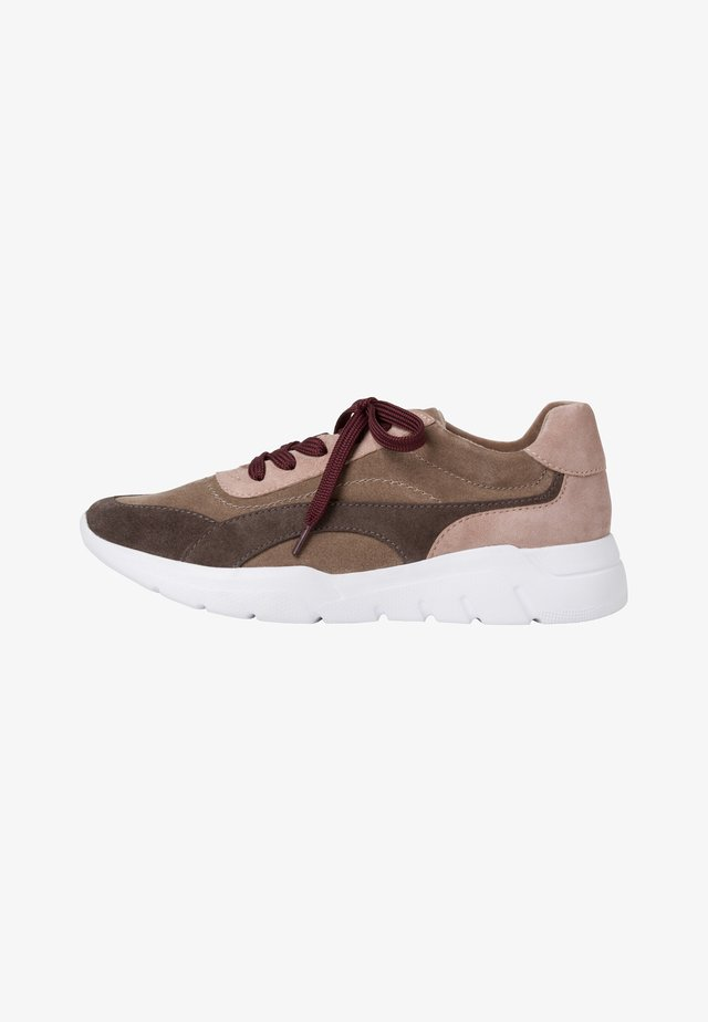 SNEAKER - Sneakers laag - taupe comb