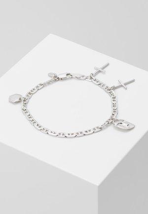 FRIEND CHARM BRACELET SMALL - Bracelet - silver