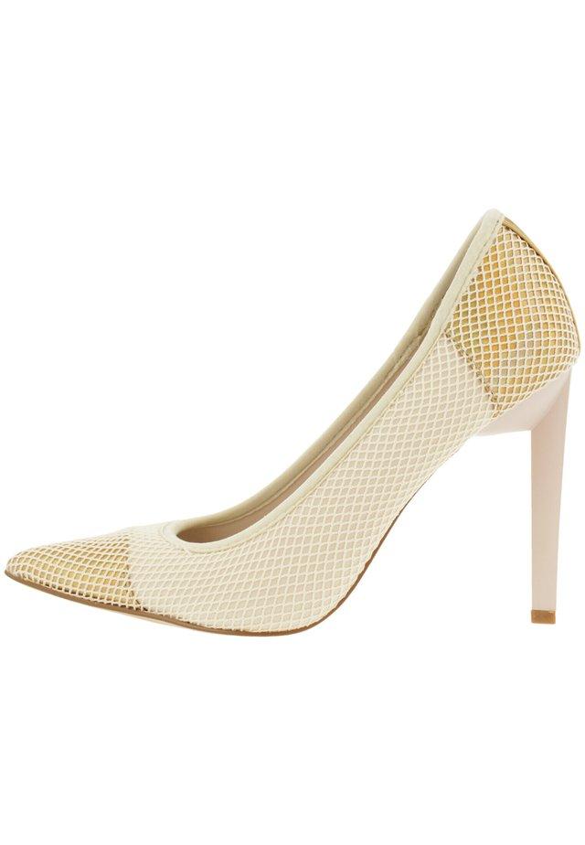 OWEN  - Classic heels - nude