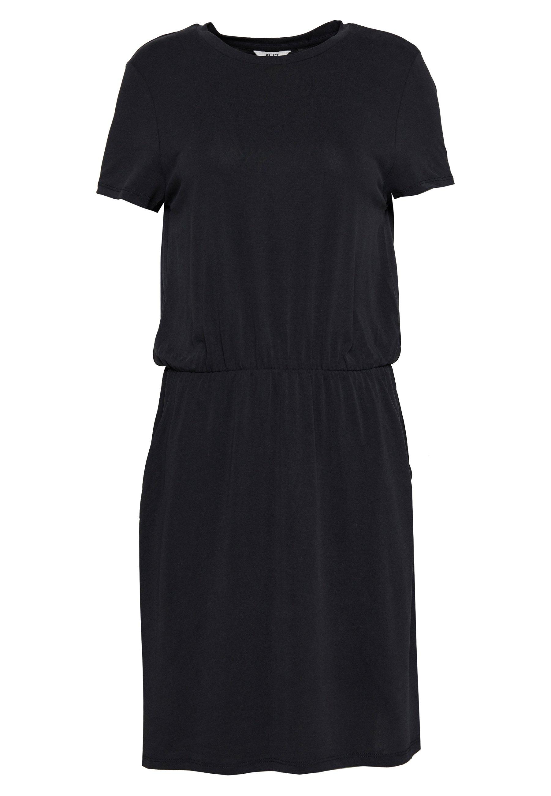 Women OBJANNIE MAXWELL DRESS  - Jersey dress