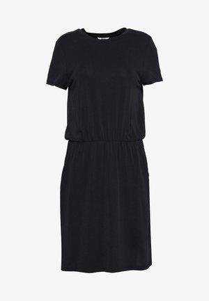 OBJANNIE MAXWELL DRESS  - Jersey dress - black