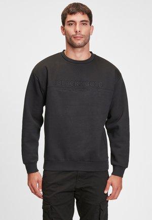LEOPOLD - Sweatshirt - black
