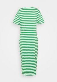 Lacoste - Jersey dress - chervil/flour - 1