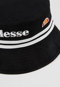Ellesse - LORENZO BUCKET HAT UNISEX - Hat - black - 4