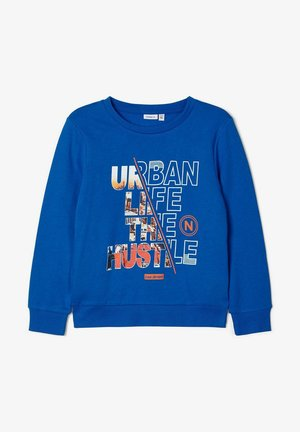 Sweater - imperial blue