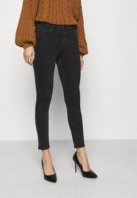 Anna Field - Slim fit jeans - black - 0