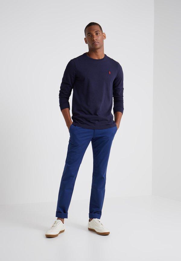 Polo Ralph Lauren Bluzka z długim rękawem - ink/granatowy Odzież Męska EQIS