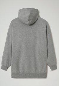 Napapijri - B-BOX - Hoodie - medium grey melange - 1