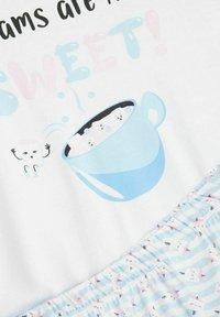 LMTD - SET - Pyjama set - bright white - 4