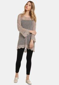 usha - Sweter - taupe - 1