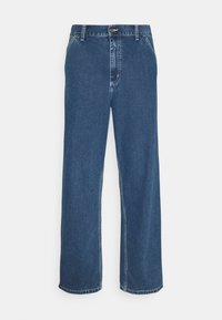 SIMPLE PANT NORCO - Straight leg jeans - blue stone washed