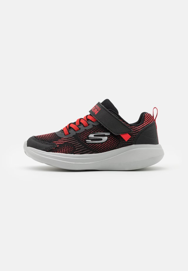 GO RUN FAST SPRINT JAM - Sneakers basse - black/red