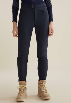 Snow pants - dark blue