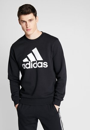 MUST HAVES SPORT PULLOVER CREWNECK - Sweatshirt - black